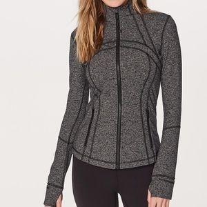 lululemon define jacket grey size 6